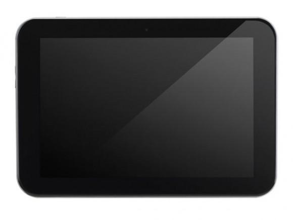 Четырёхядерный планшет от Toshiba